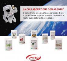 ORVED Vákuumtasakok az Űrben!