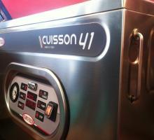 Cuisson 41 dupla kamrás vákuumgép